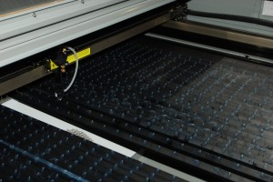 Skimz factory-Laser CNC cutting machine