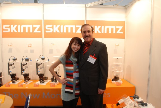 Visitors to Skimz – Interzoo 2010 Pt 1