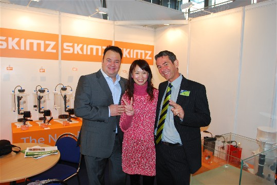 Visitors to Skimz – Interzoo 2010 Pt 2