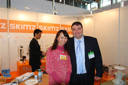 Visitors to Skimz – Interzoo 2010 Pt 3