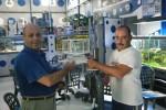 SPAIN – El primer Skimz Monzter 300 se monta en España