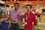 Skimz at Aquarama 2011 Singapore Pt. 3