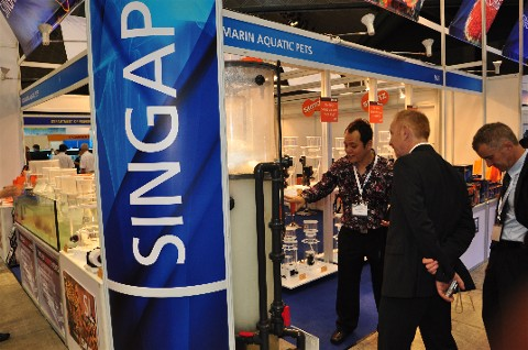 Aquarama 2011 - Skimz Singapore LLP - AquaMarin Aquatic Pets