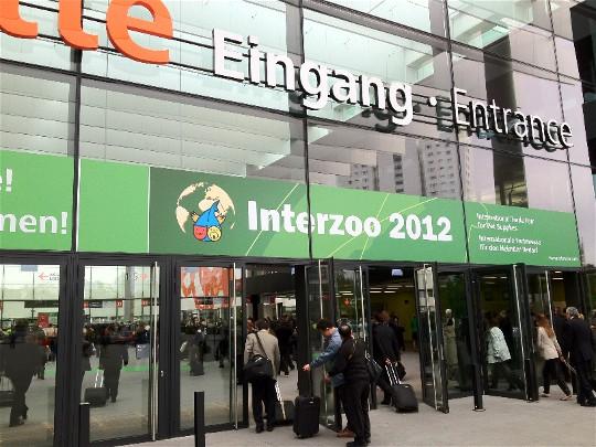 Interzoo 2012 Skimz