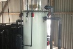 Skimz ST600 Protein Skimmer Installed at Fish Farm