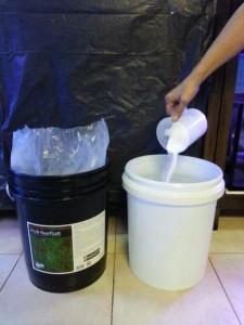 Skimz PUR ReefSalt Testing - Step 2