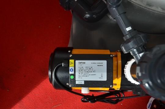 Skimz Protein Skimmer at Interzoo 2014 - Skimz Commercial Protein Skimmer Turbomagnum ST600