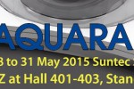 Skimz at Aquarama 2015 – 28 to 31 May 2015 at Suntec Singapore