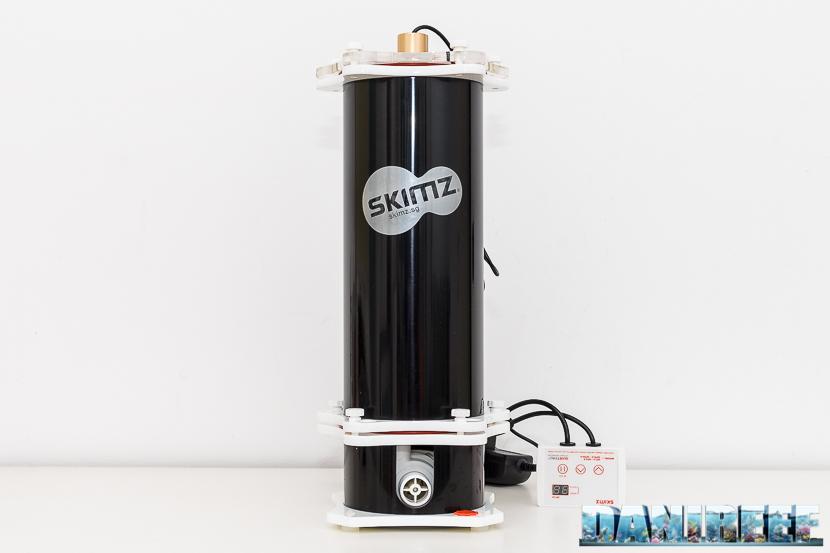 reattore di macroalghe Skimz