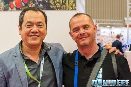 Interzoo 2018: incontrando John Ong allo stand Skimz